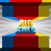 The Big Sale — Stock Photo