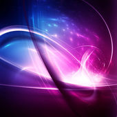 Purple Motion — Stock Photo