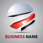 Software Logo — Stock Vector