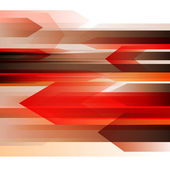 Abstract Arrow Background — Stock Vector