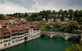 Old City of Bern sightseeing — Stock Photo