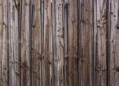 Background in wooden vertical lines — Foto de Stock