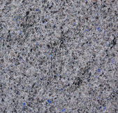 Marble with ultramarine impregnations — Stock Photo