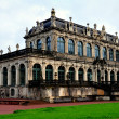 Dresden, Germany:  The Zwinger Palace — Stock Photo