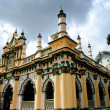 Singapore: 1907 Masjid Abdul Gaffoor Mosque — Stock Photo