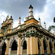 Stock Photo: Singapore: 1907 Masjid Abdul Gaffoor Mosque