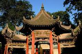 Xi'an, China: Garden Pavilion at the C. 742 Great Mosque — Stock fotografie
