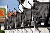 Bangkok, Thailand: Lohaprasad at Wat Ratchanadda — Stock Photo