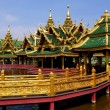 Samut Prakan, Thailand: Pavilion of the Englightened — Stock Photo #35025461