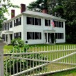 Concord, MA: Ralph Waldo Emerson Home — Stock Photo