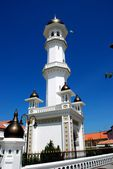 Georgetown, Malaysia: Masjid Kapitane Keling Mosque — Stock Photo