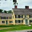Stock Photo: Concord, MA: 1715 Major John Buttrick House