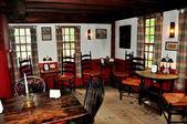 Sudbury, ma: 1716 wayside inn pub kamer — Stockfoto