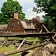 Lincoln, MA:  1732 Hartwell Tavern — Stock Photo