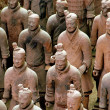 Xi'an, China:  Museum of Terra — Stock Photo