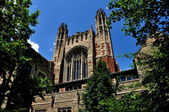 New Haven, CT: Sterling Law School at Yale University — Stock Photo