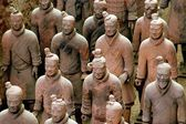 Xi ' an, chine : musée de terra — Photo