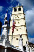 Melacca, Malaysia: Masjid Kampang Kling Mosque — ストック写真