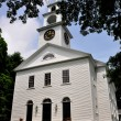 Sudbury, MA: First Parish Unitarian Church — Stock Photo