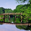 Concord, MA: Old North Bridge — Stock Photo