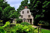 Concord, MA: 1770 Olde Manse — Stock Photo