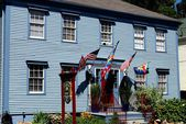 Provincetown, MA: 19th Century Home Turned Guest House — Stock Photo