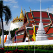 Bangkok, Thailand: Wat Saket and Golden Mount Temple — Stock Photo