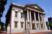 Filadelfia, pa: primer banco de los estados unidos — Foto de Stock