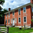 Hancock, NH: Historical Society Headquarters — Stock Photo