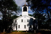 Truro, MA: 1827 First Congregational Church — Stock fotografie