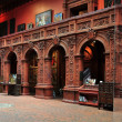 NYC:  Great Hall of Hispanic Society of America Museum — Stock Photo