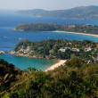 Phuket, Thailand: Vista from Karon Viewpoint — Stock Photo
