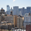 NYC: Midtown Manhattan Skyline — Stock Photo