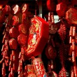 NYC:  Chinese New Year Lanterns and Decorations — Stock Photo