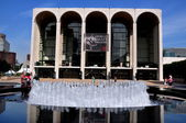 NYC: Metropolitan Opera House at Lincoln Center — Stock Photo