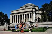 NYC: Columbia University Library — Stock Photo