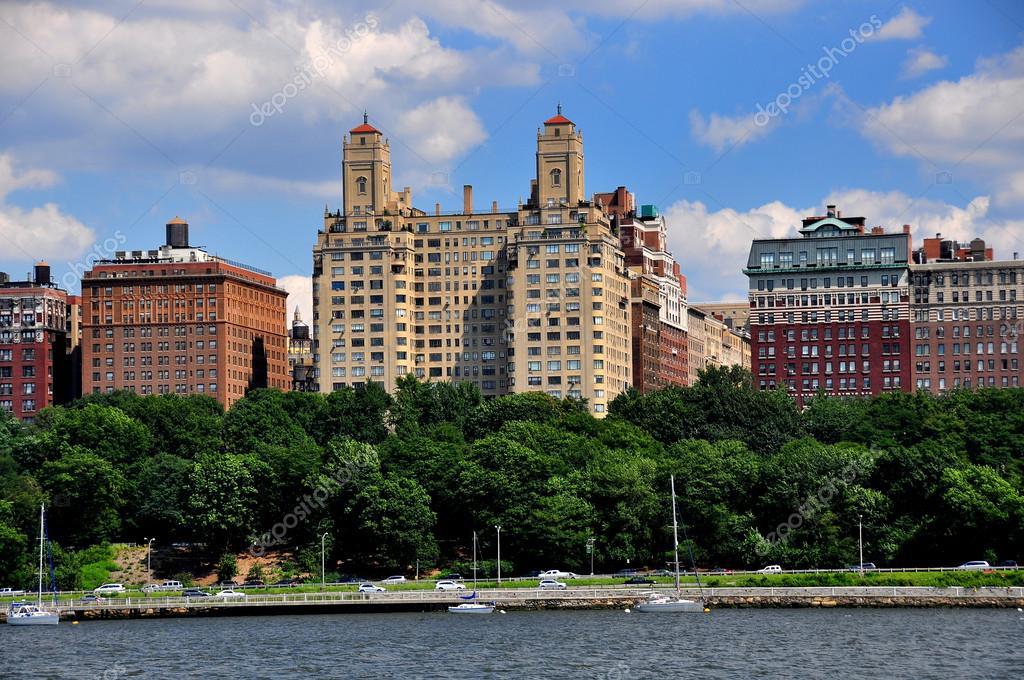 Nueva york art d co normandie apartamentos en el centro de riverside drive foto de stock - Apartamentos en nueva york centro ...