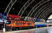 Bangkok, Thailand: Hua Lamphong Railway Station — Stock Photo