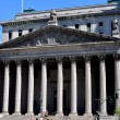 Stock Photo: NYC: New York State Supreme Court Building