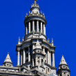 NYC:  Municipal Courts Building — Stock Photo