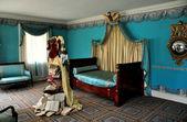 NYC: Empire Bedroom at 1765 Morris-Jumel Mansion — Stock Photo