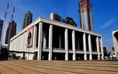 NYC: David I.Koch Theatre at Lincoln Center — Stock Photo