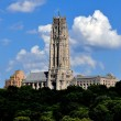 NYC:  Riverside Church — Stockfoto