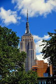 New York: edificio stato Impero — Foto Stock