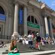 NYC:  The Metropolitan Museum of Art — Stock Photo