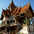 Stock Photo: Chiang Mai, Thailand: Wat Bupparam