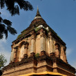 Chiang Mai, Thailand: 1467 Phra Chedi at Wat Ched Yod — Stock Photo