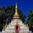 Chiang Mai, Thailand:  Chedi at Wat Chai Mongkhol — Photo