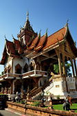 Chiang Mai, Thailand: Wat Bupparam — Stock Photo