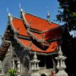 Chiang Mai, Thailand: Wat Mun San — Stock Photo